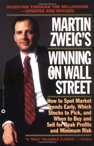 Winning on Wall Street by Martin Zweig
